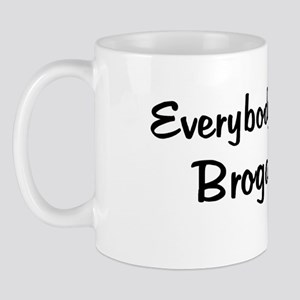 Brogan Girl Mug