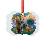 St Francis #2/ R Rback #2 Picture Ornament