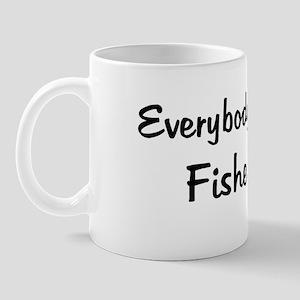 Fisher Girl Mug