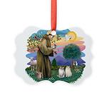 St Fran(f) - 2 Ragdolls Picture Ornament
