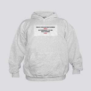 DO WHAT OTHERS CAN'T Kids Hoodie