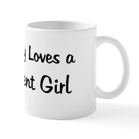 Broadbent Girl Mug