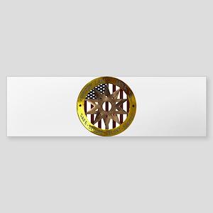 Area 51 SSSS Badge Sticker (Bumper)