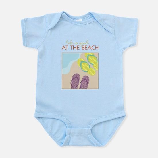 Life Is Good Infant Bodysuit