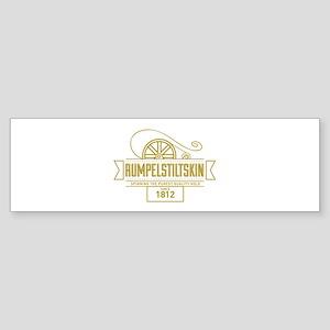 surlalune_logo_color_rumpel Bumper Sticker