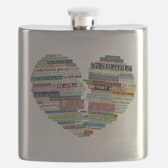Love Stinks.png Flask