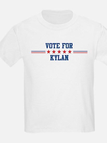 Vote for KYLAN Kids T-Shirt