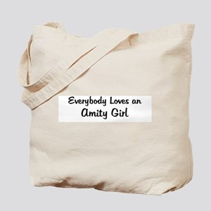 Amity Girl Tote Bag