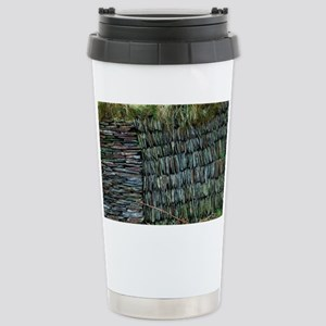 Dry-stone wall - Stainless Steel Travel Mug