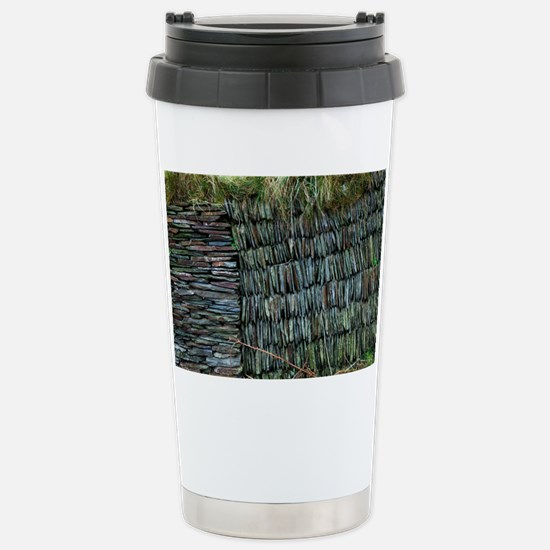 Dry-stone wall - Stainless Steel Travel Mug