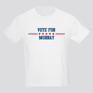 Vote for MURRAY Kids T-Shirt