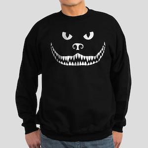 PARARESCUE - Cheshire Cat Sweatshirt (dark)