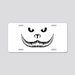 PARARESCUE - Cheshire Cat Aluminum License Plate