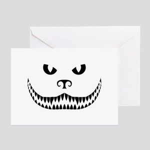 PARARESCUE - Cheshire Cat Greeting Cards (Pk of 10