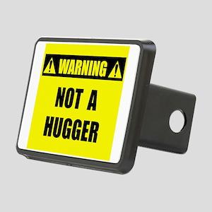 WARNING: Not A Hugger Rectangular Hitch Cover