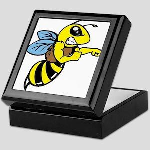 killer bee Keepsake Box