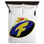 The F-Bomb Queen Duvet