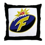 The F-Bomb Throw Pillow