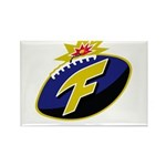 The F-Bomb Rectangle Magnet (10 pack)
