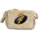 The F-Bomb Messenger Bag