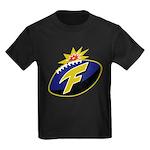 The F-Bomb Kids Dark T-Shirt