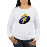 The F-Bomb Women's Long Sleeve T-Shirt