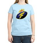 The F-Bomb Women's Light T-Shirt