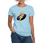 The F-Bomb Women's Light T-Shirt