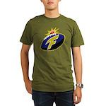 The F-Bomb Organic Men's T-Shirt (dark)
