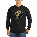 The F-Bomb Long Sleeve Dark T-Shirt