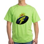 The F-Bomb Green T-Shirt