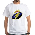 The F-Bomb White T-Shirt