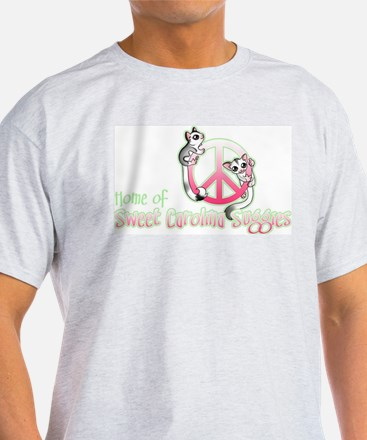 Southern Peace sign Sugar glider's T-Shirt