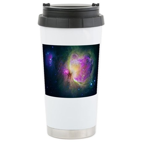Great Orion Nebula - Stainless Steel Travel Mug