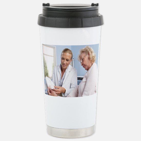 Incontinence - Stainless Steel Travel Mug
