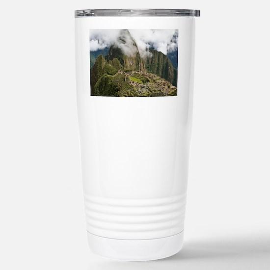 Machu Picchu, Peru - Stainless Steel Travel Mug