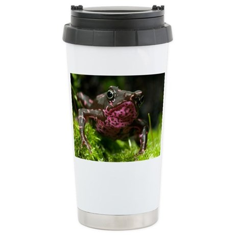 Poisonous toad - Stainless Steel Travel Mug
