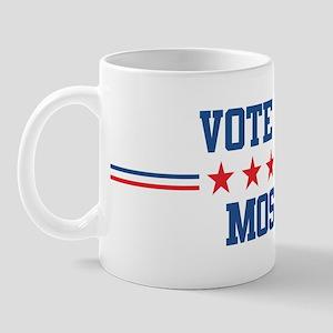 Vote for MOSHE Mug