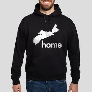 Home Hoodie (dark)
