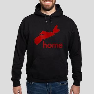 Red Hoodie (dark)