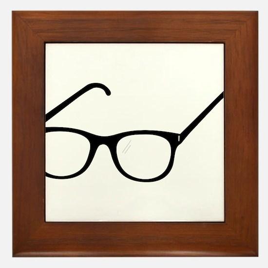 Eye Glasses Framed Tile