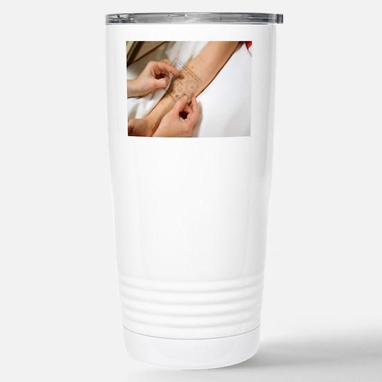Allergy test - Stainless Steel Travel Mug