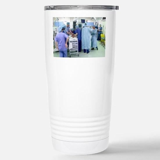Anaesthesia - Stainless Steel Travel Mug