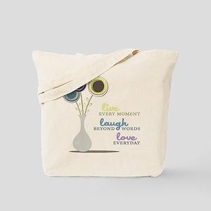 Love Everyday Tote Bag