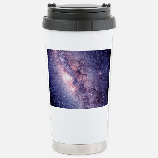 Central Milky Way - Stainless Steel Travel Mug