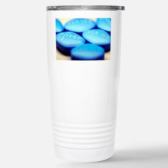 Viagra pills - Stainless Steel Travel Mug