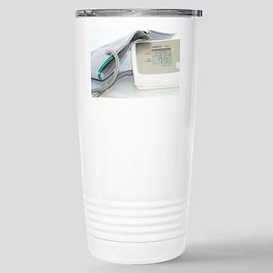 Digital blood pressure monitor - Stainless Steel T