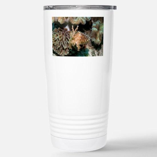 Broadclub cuttlefish - Stainless Steel Travel Mug