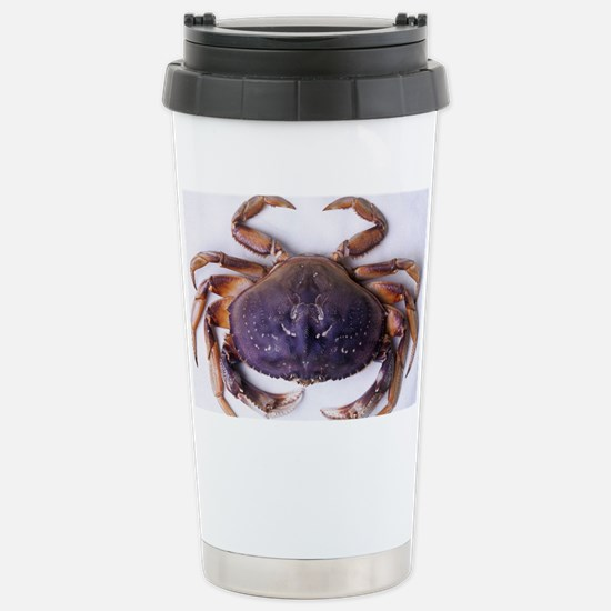 Dungeness crab - Stainless Steel Travel Mug