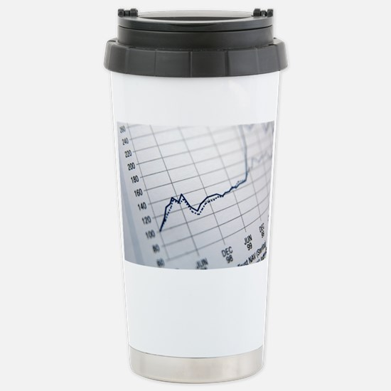 Financial paperwork - Stainless Steel Travel Mug